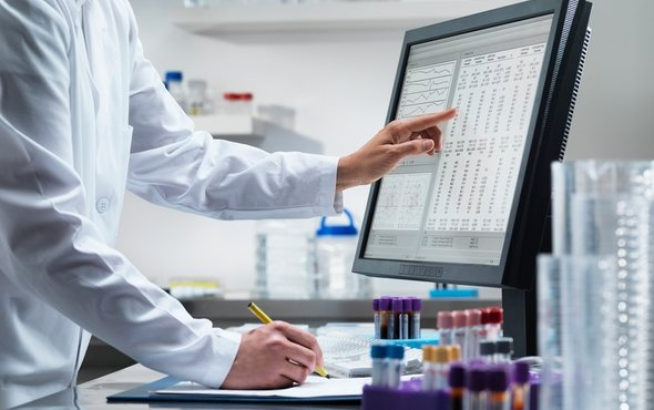 Dermatologists can share most updated practice reports with labs for precise laboratory biopsies supporting diagnosis.