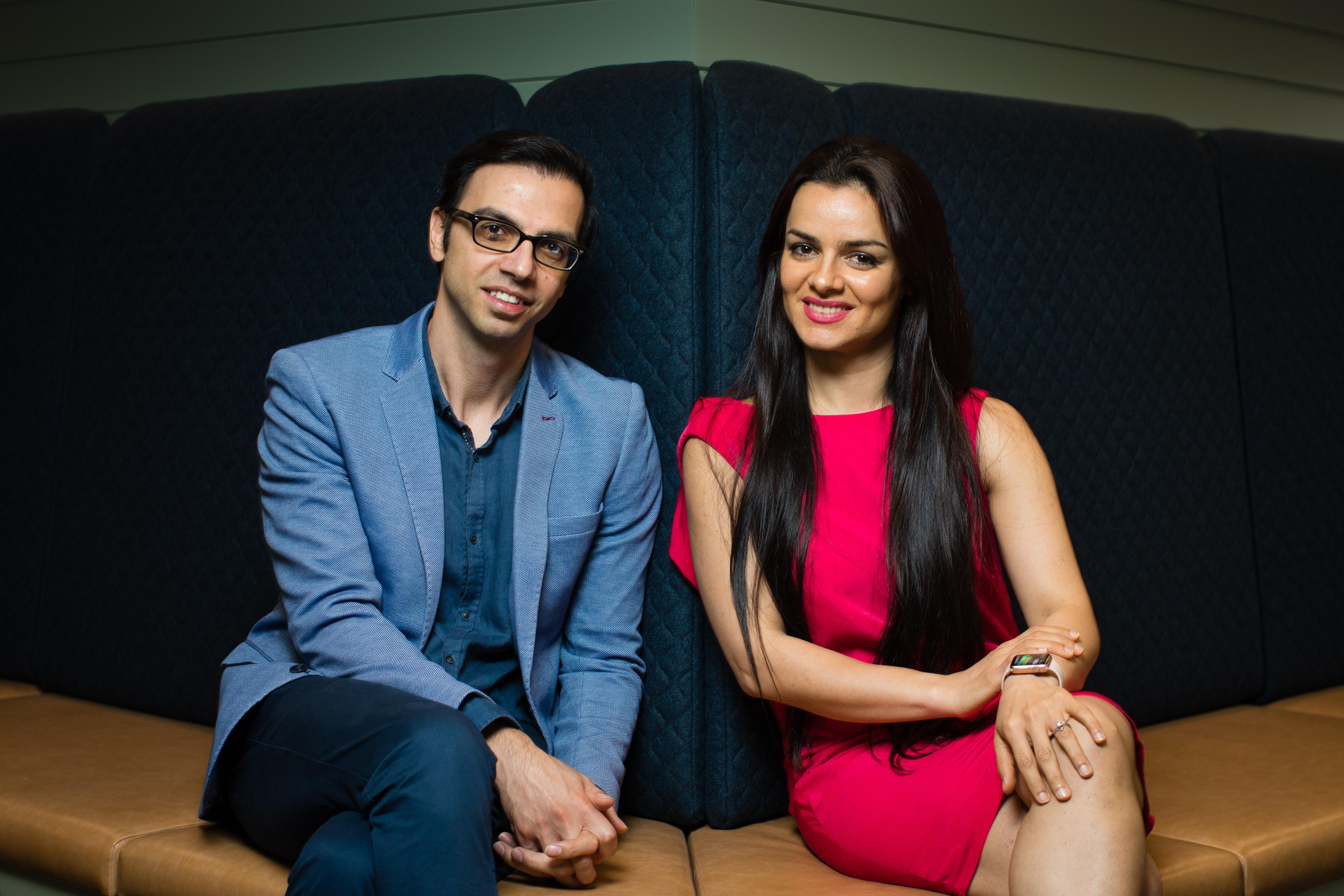 Maryam Sadeghi and Majid Razmara - MetaOptima