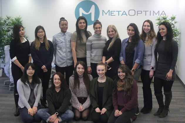 MetaOptima Womens Day Digital Health Tech