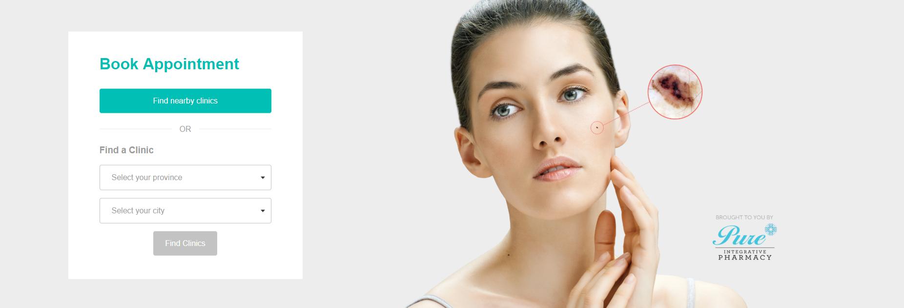 Pure Pharmacy Skin Checks MoleScope