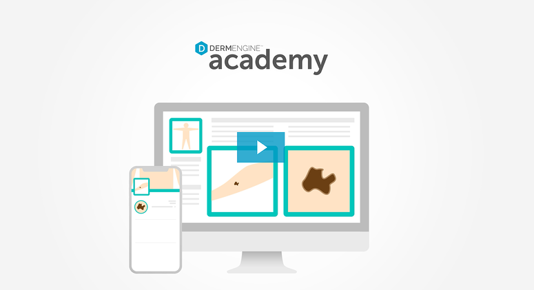 DermEngine Academy Intelligent Dermatology Video