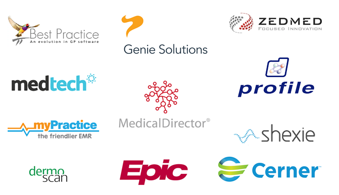 DermEngine Integration Services With EMR EHR Software