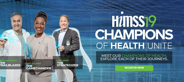 HIMSS 2019 Health Tech