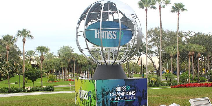 HIMSS 2019 in Orlando Florida Health IT