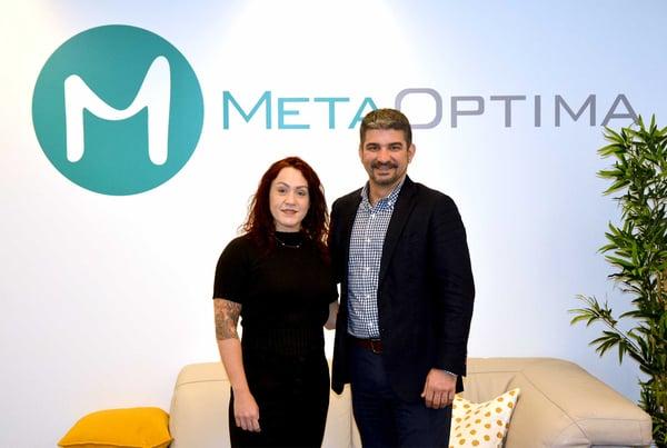 Hospitalar Event MetaOptima team