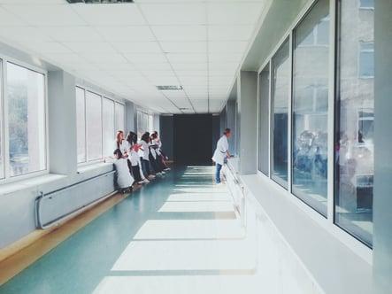 Enterprise health systems using EMR software