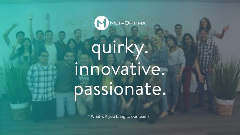 MetaOptima Technology Team Culture