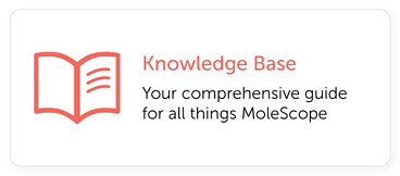 MoleScope Patient Knowledge Base Resource