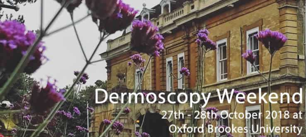 Dermoscopy Weekend Oxford Brookes University