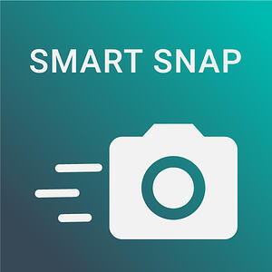 Smart Snap for intelligent dermoscopy imaging