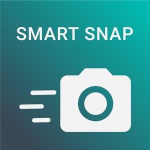 Smart Snap for intelligent dermoscopy imaging