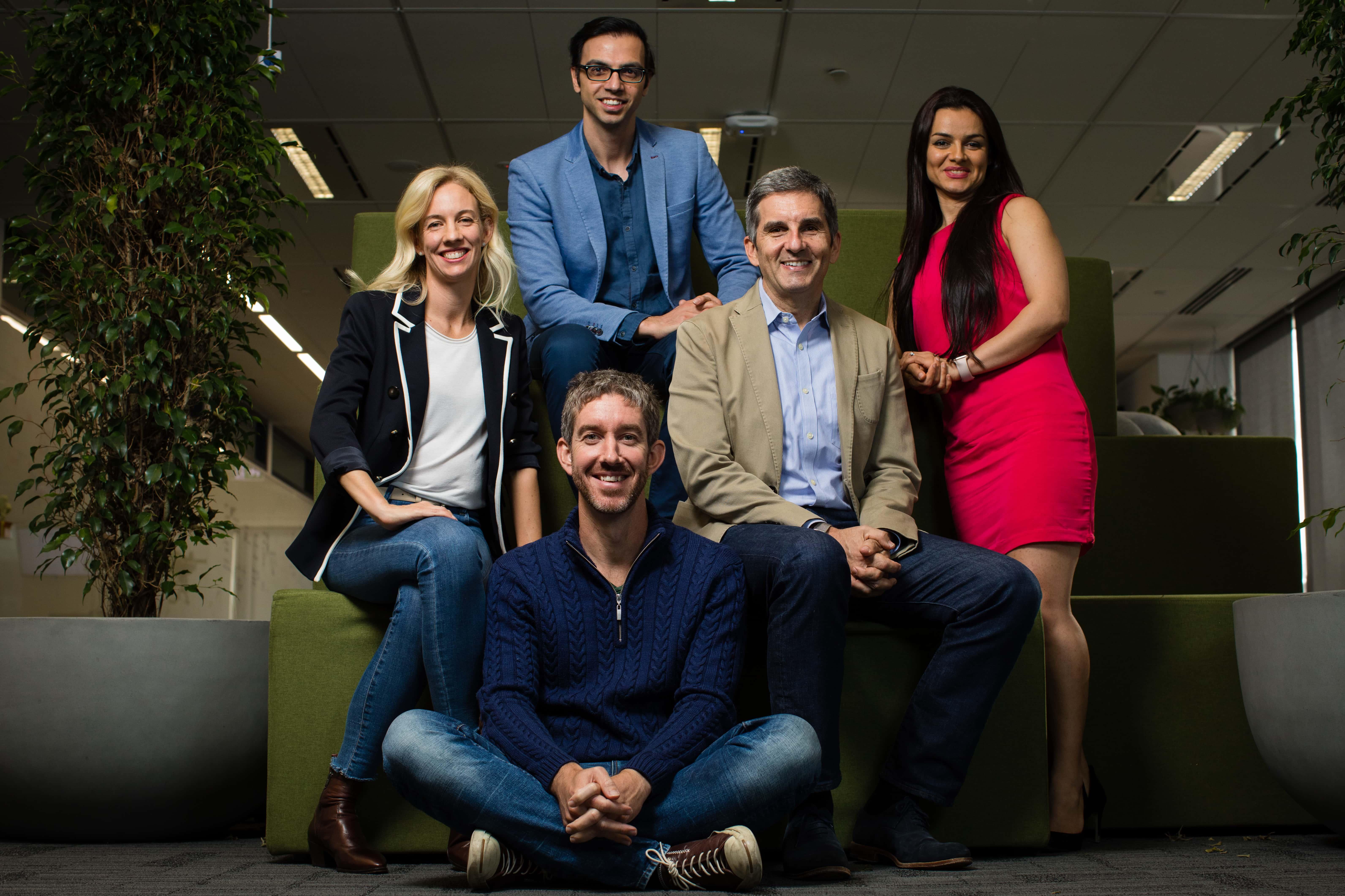 Maryam Sadeghi, Majid Razmara MetaOptima, AirTree Ventures, Skip Capital