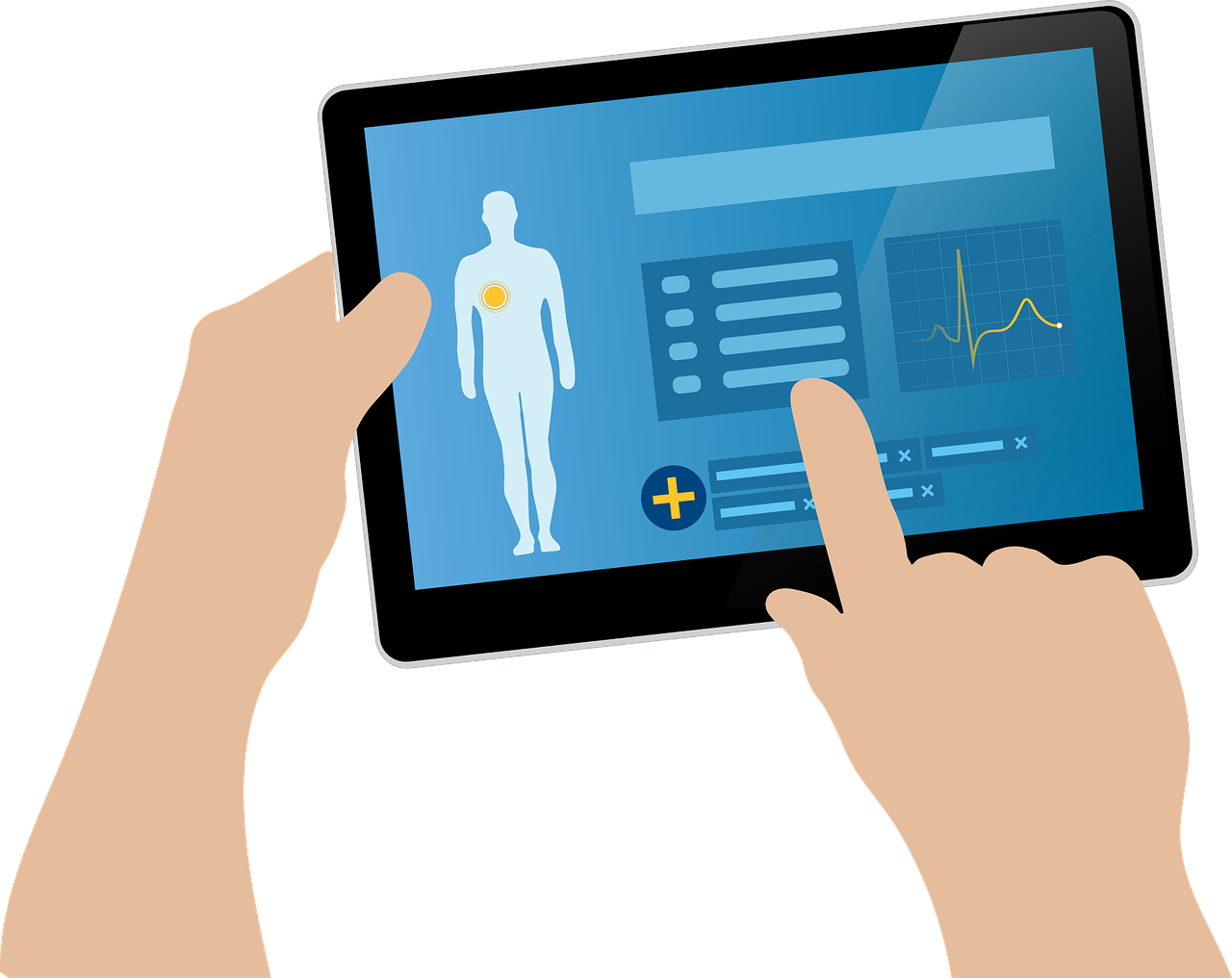 Cloud-based EMRs offer tools for easy patient data sharing