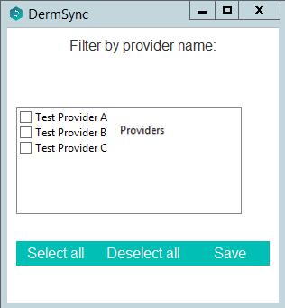 provider